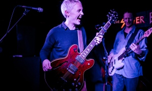 Laura Marling Performs At The Silver Bullet In London